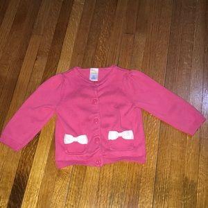 Pink Cardigan Sweater by Gymboree